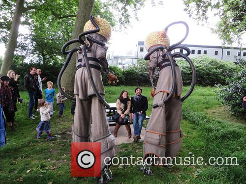 Greenwich and Docklands International Festival 2013