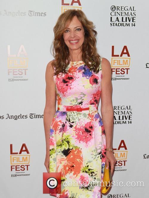 Allison Janney, Regal Cinemas LA Live, Los Angeles Film Festival