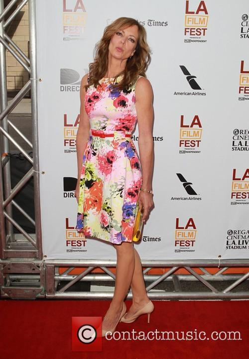 Allison Janney, Regal Cinemas LA Live, Los Angeles Film Festival