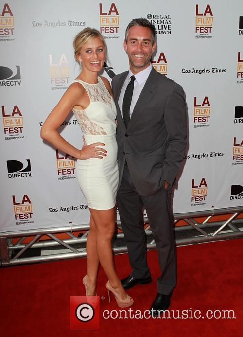 Jay Harrington and Monica Richards 2