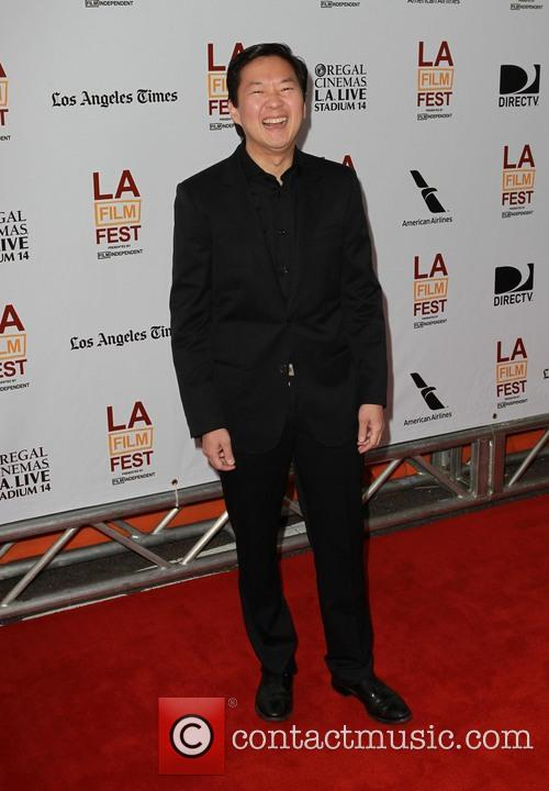Ken Jeong, Regal Cinemas LA Live, Los Angeles Film Festival
