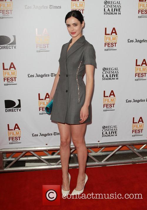 Krysten Ritter, Regal Cinemas LA Live, Los Angeles Film Festival