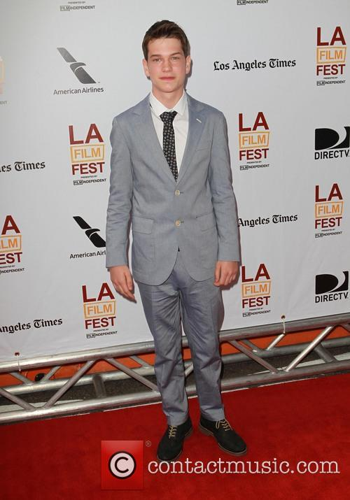 Liam James, Regal Cinemas LA Live, Los Angeles Film Festival