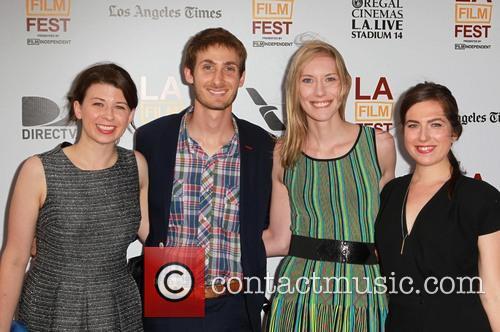 Molly Green, James Leffler, Stephanie Dziczek, Meg Charlton, Regal Cinemas LA Live, Los Angeles Film Festival