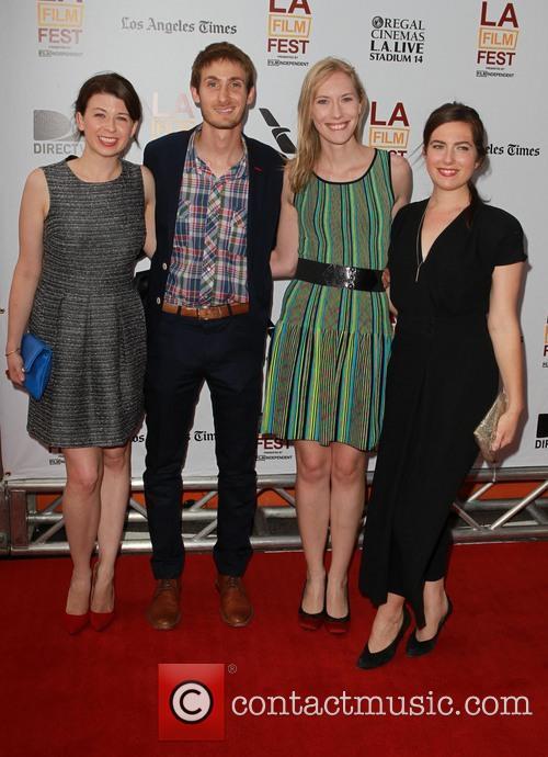 Molly Green, James Leffler, Stephanie Dziczek and Meg Charlton 3