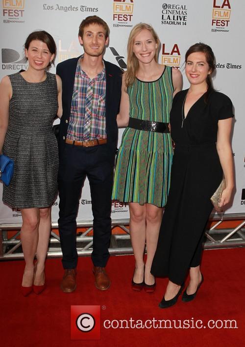 Molly Green, James Leffler, Stephanie Dziczek and Meg Charlton 1