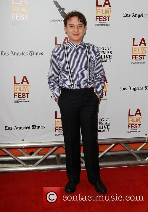 River Alexander, Regal Cinemas LA Live, Los Angeles Film Festival