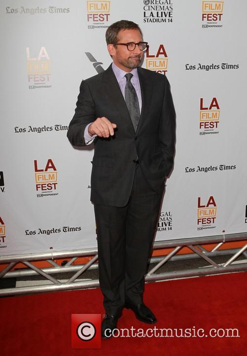 Steve Carell, Regal Cinemas LA Live, Los Angeles Film Festival