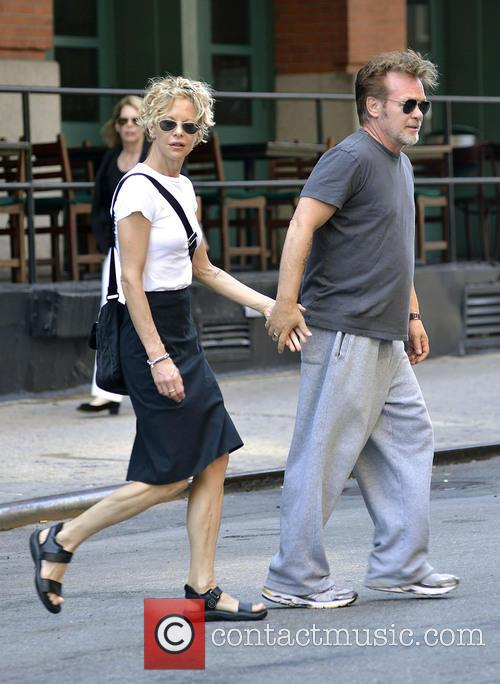 John Mellencamp and Meg Ryan 9