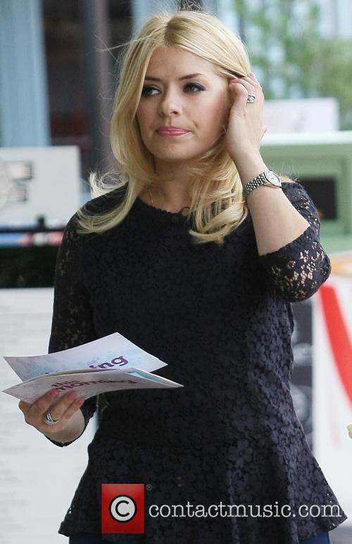 Holly Willoughby, ITV Studios