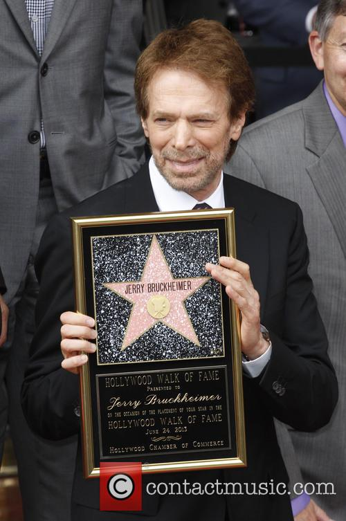 Jerry Brukheimer, Hollywood Walk of Fame