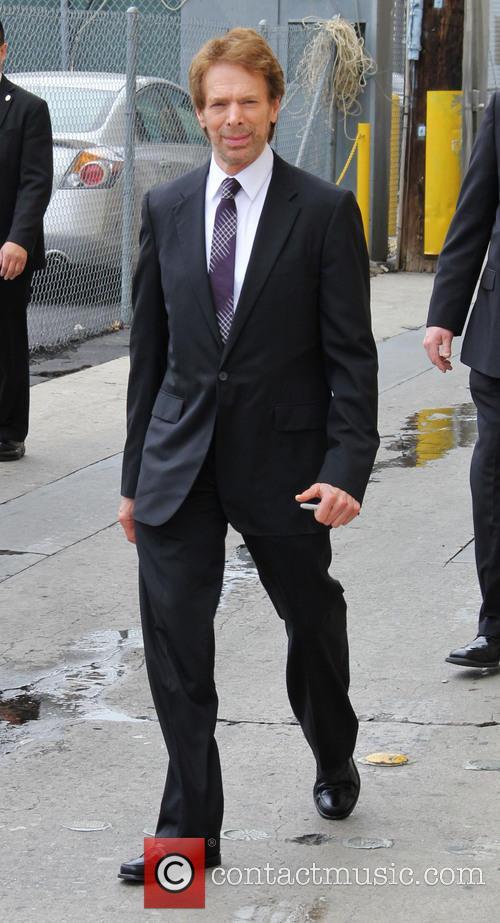 Jerry Brukheimer, Hollywood Walk of Fame