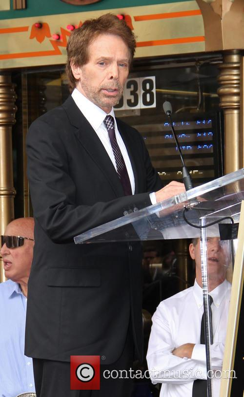 Jerry Bruckheimer Honored