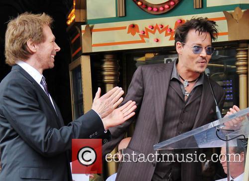 Johnny Depp, Jerry Bruckheimer