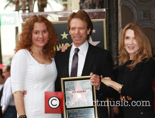 Jerry Bruckheimer, Linda Bruckheimer and Alexandra Bruckheimer 2