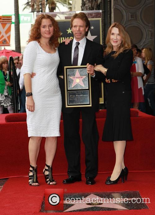 Alexandra Bruckheimer, Jerry Bruckheimer and Linda Bruckheimer