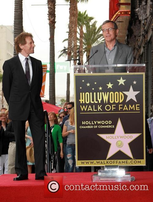 Jerry Bruckheimer and Bob Iger 10