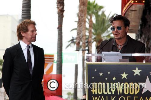Jerry Bruckheimer and Johnny Depp 9