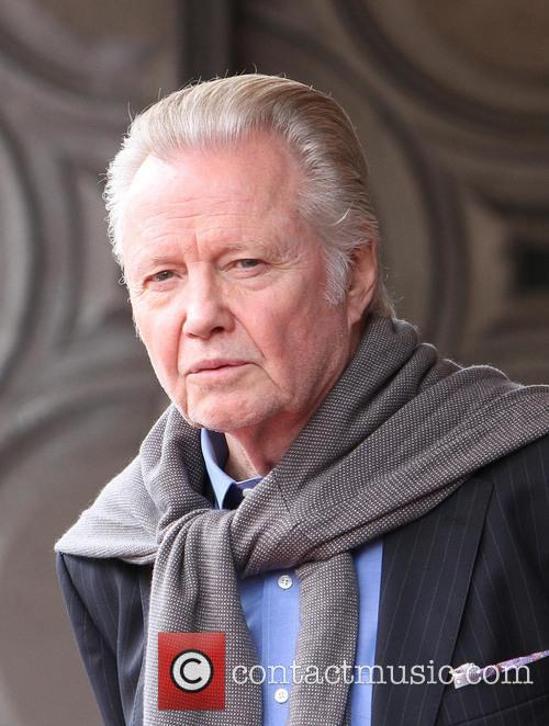 Jon Voight, Hollywood Walk Of Fame