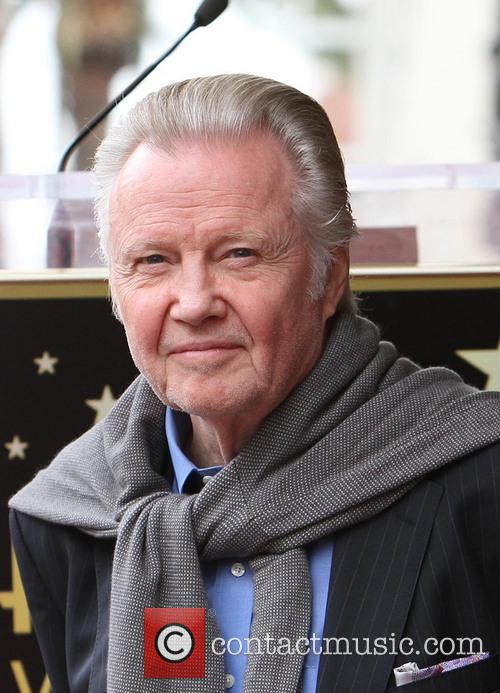 Jon Voight, On The Hollywood Walk Of Fame