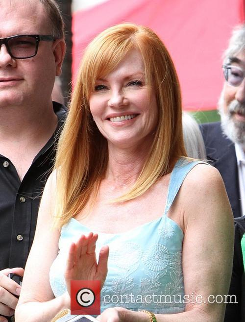 marg helgenberger jerry bruckheimer honored on the 3733181