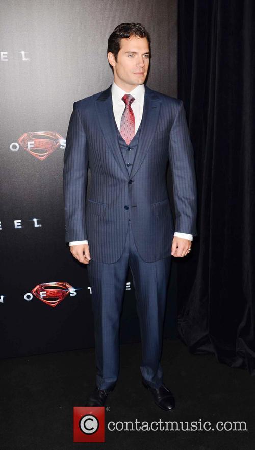 Australian Premiere of 'Man Of Steel'