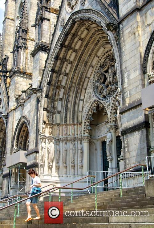 St. John the Divine in New York