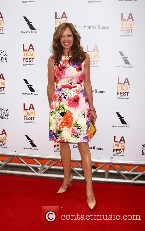 Allison Janney, Regal Theaters, Los Angeles Film Festival