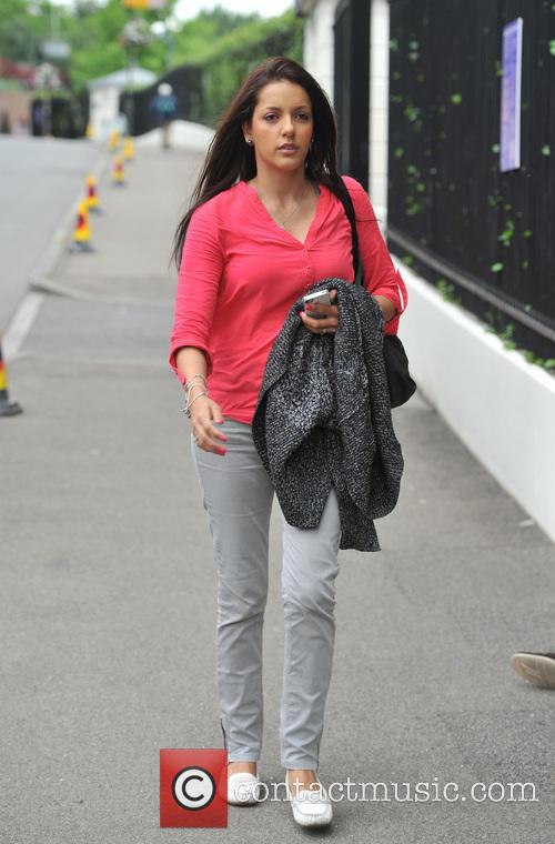 Wimbledon, Alejandra Gutierrez (jamie Murray's Wife) and Tennis 5