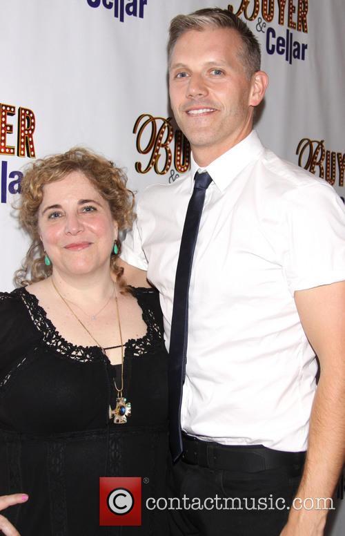 Claudia Shear and Abe Sylvia 1