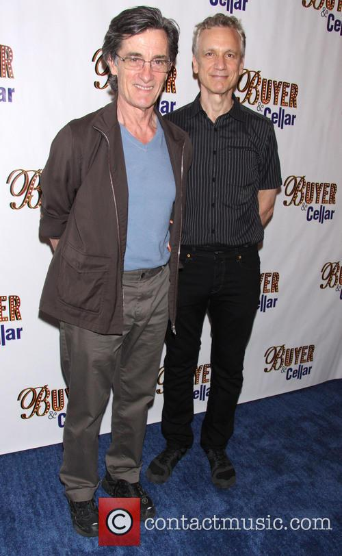 Roger Rees and Rick Elice 1