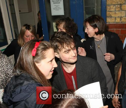 daniel radcliffe daniel radcliffe leaving the noel 3733498
