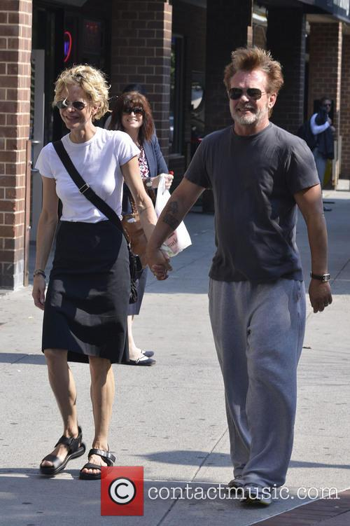 John Mellencamp and Meg Ryan 3