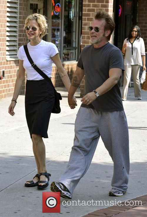 John Mellencamp and Meg Ryan 1