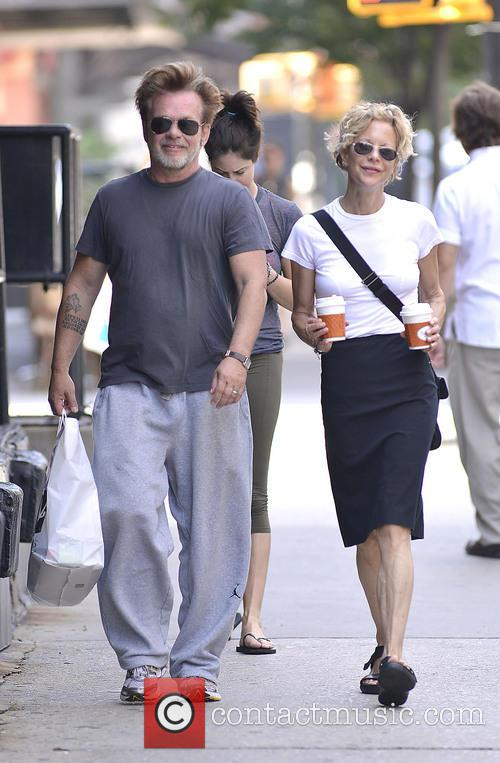 John Mellencamp and Meg Ryan 5