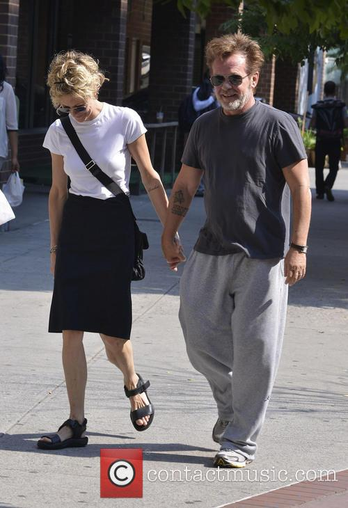 John Mellencamp and Meg Ryan 4