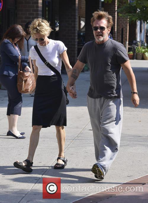 John Mellencamp and Meg Ryan 6