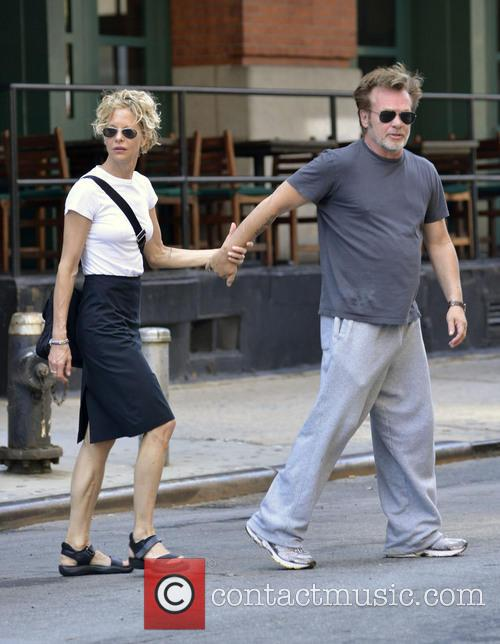 John Mellencamp and Meg Ryan 8
