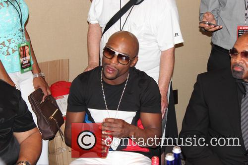 Floyd Mayweather, Times Square
