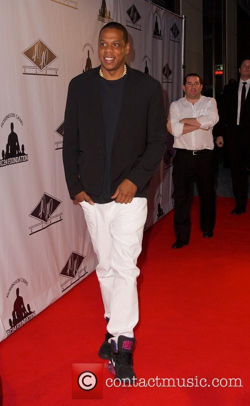 Jay Z, Super Heroes Fundraiser
