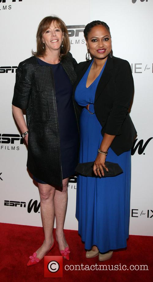 Jane Rosenthal and Ava Duvernay 3