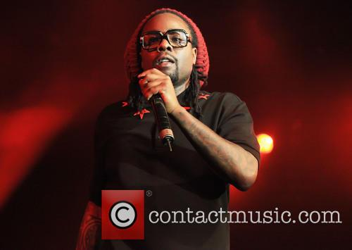 Wale live in concert at the Best Buy...