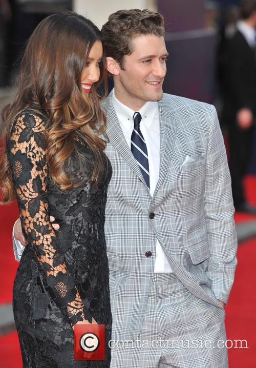 Renee Puente and Matthew Morrison 4