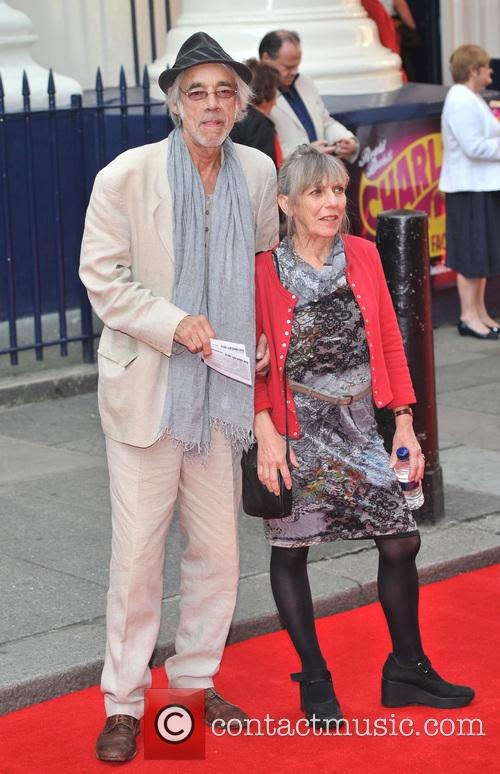 Roger Lloyd-Pack and Jehane Markham 1