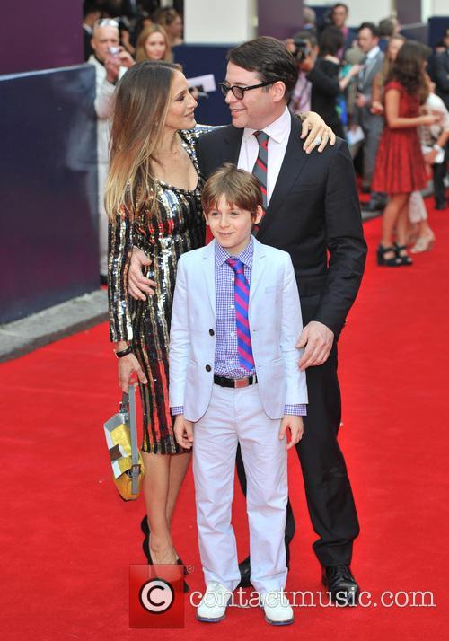 Sarah-Jessica Parker and Matthew Broderick 4