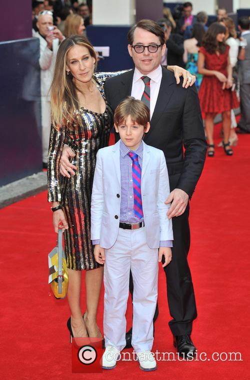 Sarah-Jessica Parker and Matthew Broderick 5