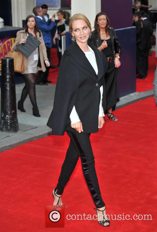 Charlie and the Chocolate Factory - press night held at the Theatre Royal - Arrivals.
