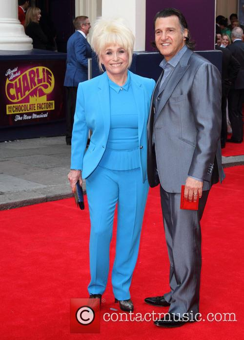 Barbara Windsor and Scott Mitchell 5