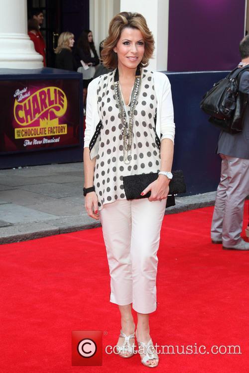 Natasha Kaplinsky, Theatre Royal Drury Lane