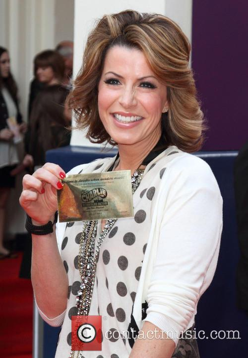 Natasha Kaplinsky, Theatre Royal Drury Lane
